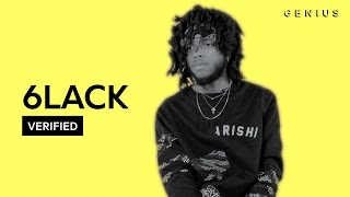 "6LACK ""Ex Calling"" Official Lyrics & Meaning 