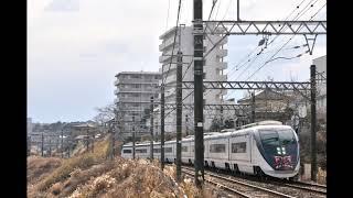京成AE形(二代目) モハAE4-4形 京成成田→(特急 シティライナー92号 成田山開運号)→京成上野