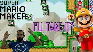 Mario Maker - Super Expert Highlights (Twitch Livestream 10/11/2016)