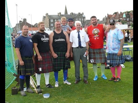 The 364th Burntisland Highland games (2016-07-18) :