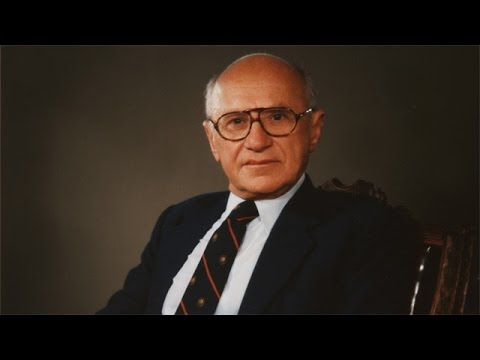 Milton Friedman: Education, Competitiveness & the State of the Economy (1992)