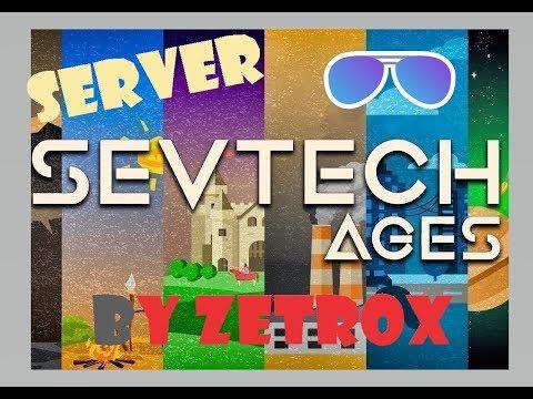 сервер sevtech - cinemapichollu