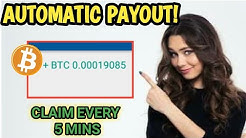 Earn Bitcoin every 5 minutes Instant Payout with proof|COINADSTER
