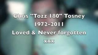 In Memory of Underground Legend Mc/Writer Tozz 180