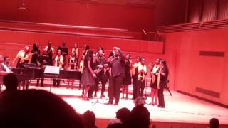 UMBC Gospel Choir - Donnie McClurkin