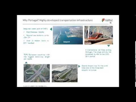 PALCUS Webinar - Why Portugal? A destination for investment