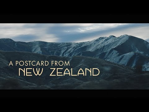 New Zealand (Sony a6300 travel film)