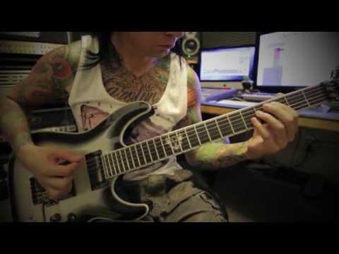 Black Veil Brides - Faithless Guitar Lesson by: Jake Pitts