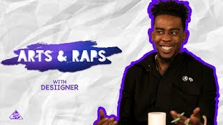 Desiigner: Is The Kardashian Curse Real? | Arts & Raps