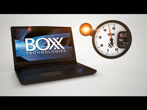 GoBOXX 15 and 17 MXL Desktop Replacement Workstations