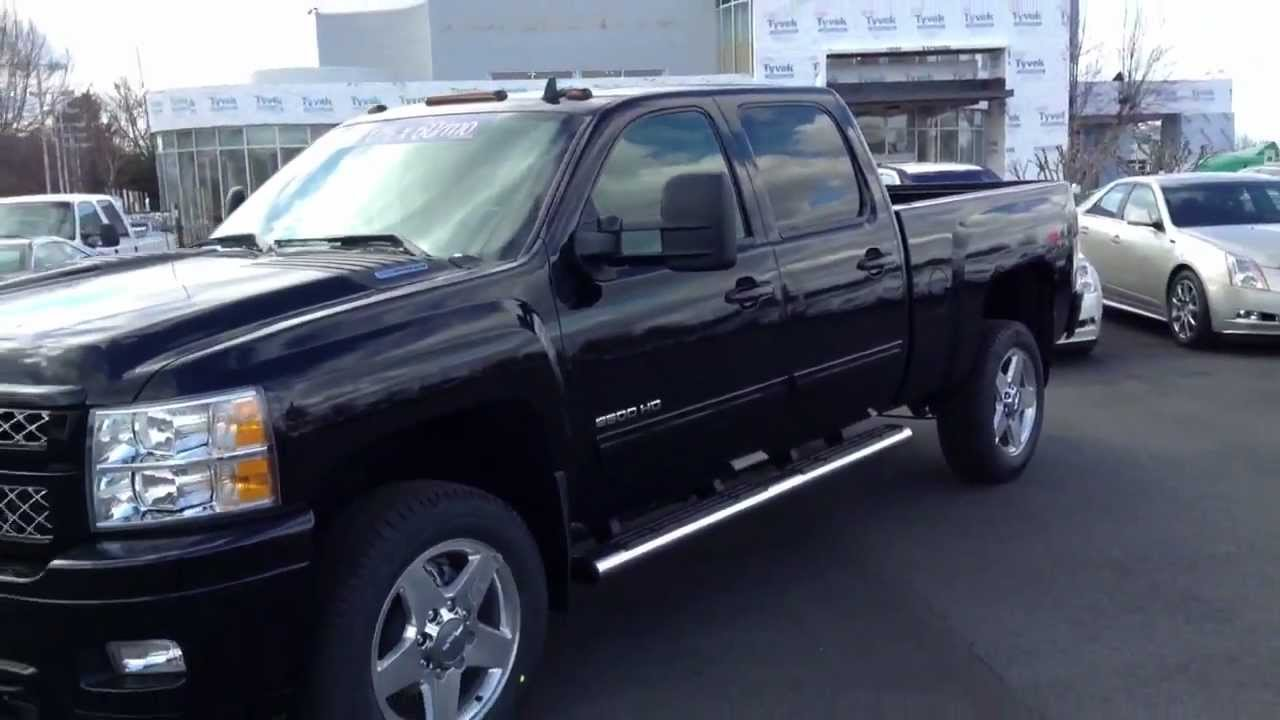 All Chevy 2013 chevy 2500hd ltz : 2013 Chevrolet Silverado 2500 Crew Cab LTZ - YouTube