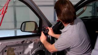 Car Repair & Maintenance : How to Replace a Passenger Mirror on a Car