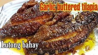 Download lagu Garlic buttered tilapia    tilapia recipe    Lutong bahay