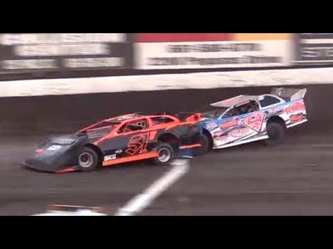 Heat Races: Bakersfield Speedway Budweiser Nationals Night 1 2017