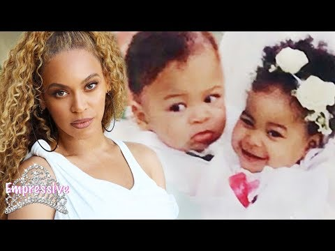 Beyonce reveals her REAL twins Rumi and Sir Carter (So adorable!)