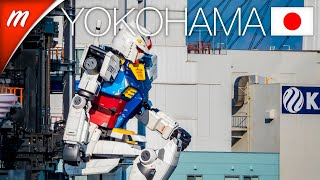 TOKYO TRAVEL GUIDE   GUNDAM FACTORY YOKOHAMA (Unde...