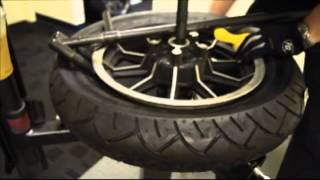 Harley Rear Tire Change