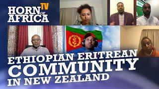 HoA TV - Interview with Ethiopian/Eritrean Community members in New Zealand, Dec 13 2020