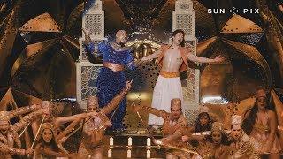 Samoan Graeme Isaako is Aladdin