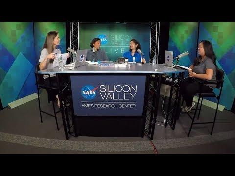 NASA in Silicon Valley Live - Genius Space Hacks