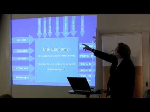 Biophysical Economics - Professor Charles A.S. Hall