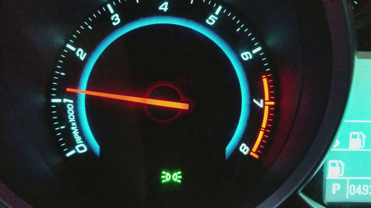 Chevy Cruze Check Engine Light Rough Idle