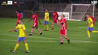 Highlights: Lancing 4 - 4 Egham Town (FA Cup) (13/08/19)