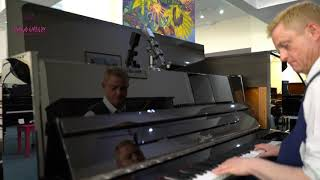 Unchained Melody played on new Ritmuller piano