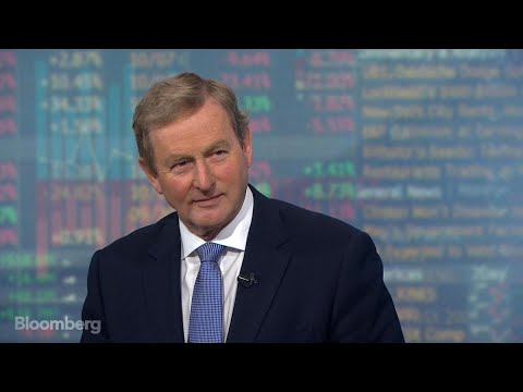 Ex-Irish PM Kenny on Brexit, Borders and Taxation