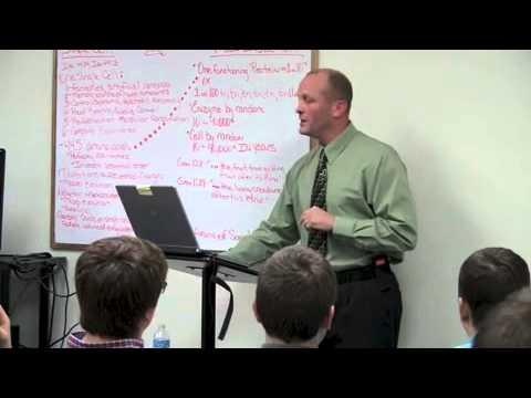 Apologetics Lesson 9 - DNA Mutation