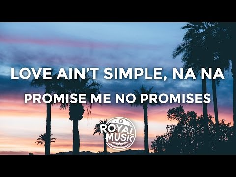 Cheat Codes - No Promises ft. Demi Lovato  Lyrics / Lyric Video