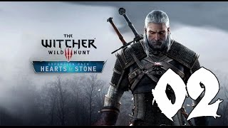 The Witcher 3: Hearts Of Stone - Gameplay Walkthrough Part 2: Rose On A Red Field
