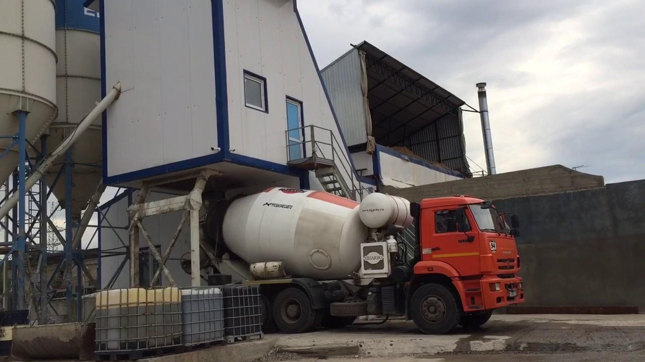 бетон некрасовское