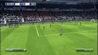 FIFA14 (PC) career mode