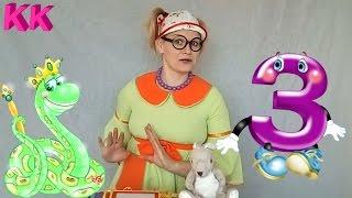 Азбука Уроки Клавы Буква З   Изучаем русский алфавит с клоунессой Клавой Видео для детей