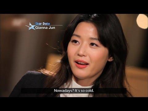 [Star Date] Gianna Jun (전지현)