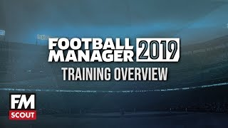 Football Manager 2019 Training | A FM19 Training Overview