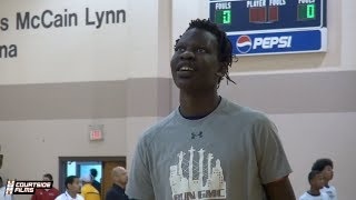 High School Highlights on Bol Bol! How Many PPG Will He Average at Oregon?!