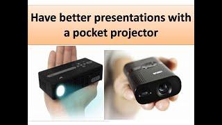 best pocket projector for laptop - best pocket projector for laptop review
