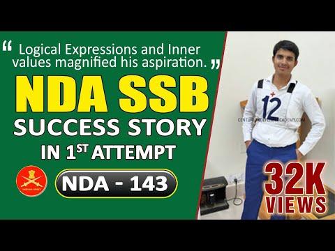 Meet Shubham Tiwari Cleared SSB Interview For NDA-143 | How I Cleared SSB Interview in 1st Attempt