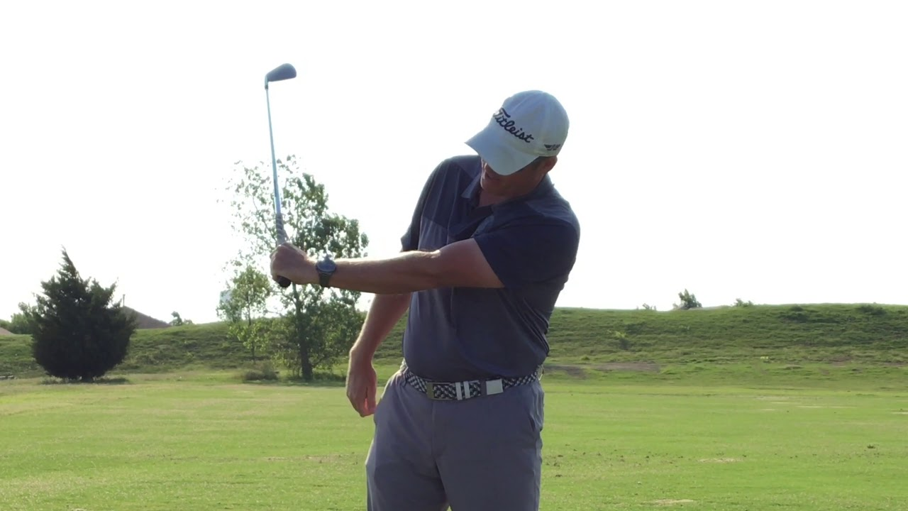 James Parker Golf - How To 'LOAD' The Club During The Back Swing
