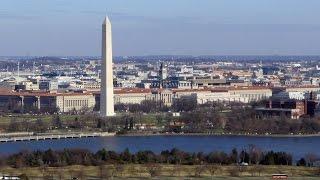 Washington DC se hunde lentamente por el aumento del nivel del mar