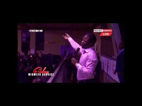 Major 1 Singing- Hossana Hallelujah
