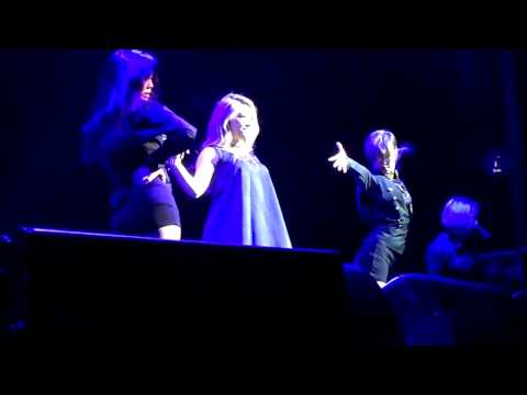 [FANCAM] Ailee - Problem (by Ariana Grande) At Unite The Mic @Toronto