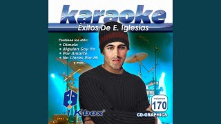 Muñeca Cruel (Karaoke Version)