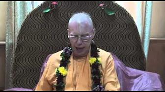Шримад Бхагаватам 3.10.10 - Бхакти Чайтанья Свами