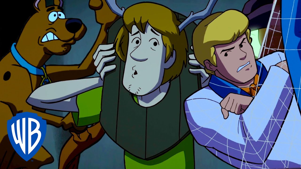 scooby-doo mecha mutt menace in romana