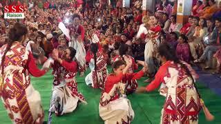 Kullvi Natti By Beautiful Girls || Durga Mela Benchi 2018 || Video By Raju || SSS Raison Music Mogra