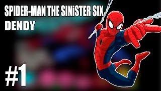 Прохождение - Spider-Man The Sinister Six #1