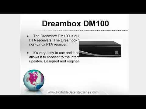 Free To Air Satellite TV / FTA Receivers